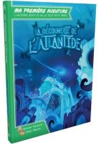 Ma 1ère aventure: La Découverte de l\'Atlantide