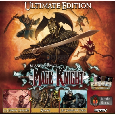 Mage Knight - Ultimate Edition FR