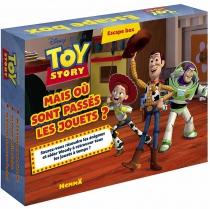 Mais où sont passés les Objets ? - Toy Story (Escape Box Junior)