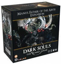 Manus, Father of the abyss - Extension Dark Souls