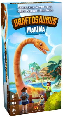 Marina - Draftosaurus (Ext.)