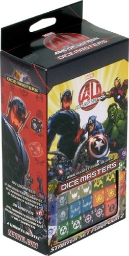 Dice Masters Ultron Starter box