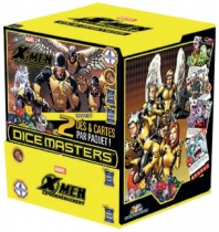 Marvel Dice Masters : Booster X-Men le Commencement