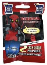 Marvel Dice Masters : Deadpool Booster
