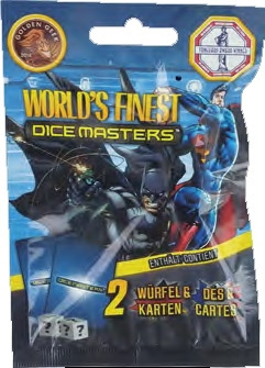 Marvel Dice Masters - World\\\\\\\'s Finest - Booster VF