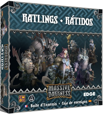 Massive Darkness : Ratlings