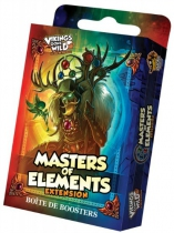 Masters Of Elements Boosters - Extension Vikings Gone Wild