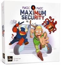 Maximum Security - Extension Magic Maze