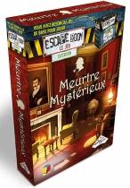 Meurtre Mystérieux Extension Escape Room - Le Jeu