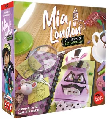 Mia London et l\'Affaire des 625 Fripouilles !