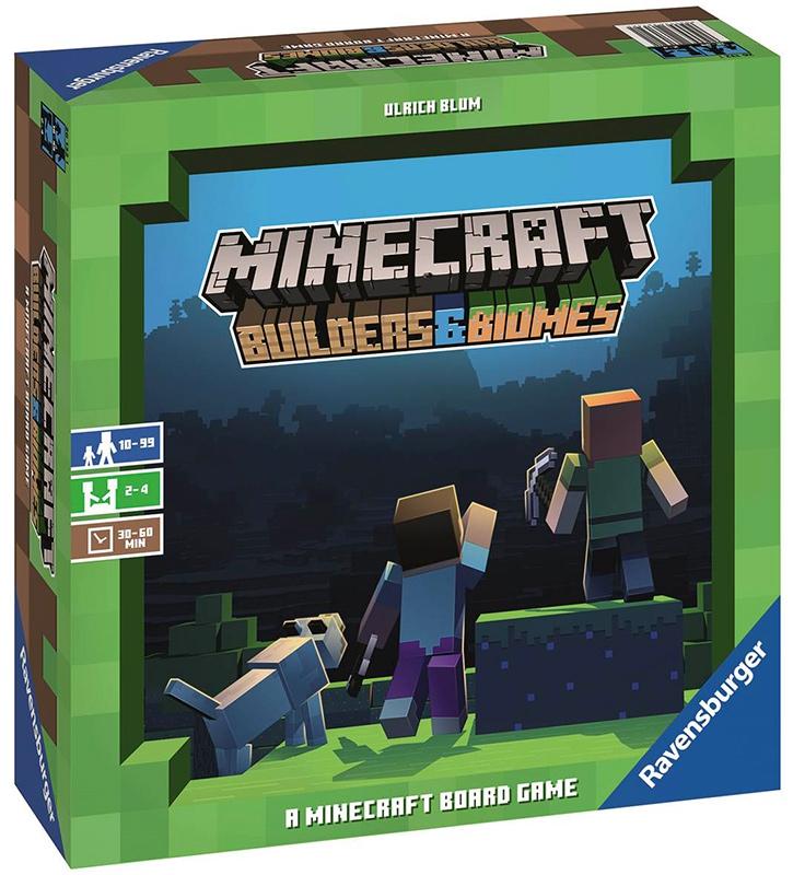 Minecraft - Le Jeu de plateau
