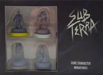 Minis Personnages (figurines) pour Sub Terra