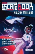 Mission Stellaire - Escape Book Junior