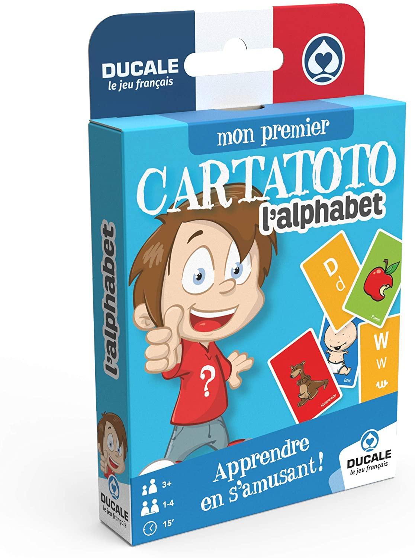Mon Premier Cartatoto - Alphabet