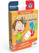 Mon Premier Cartatoto - Chiffres