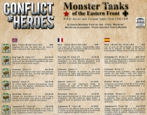 Monster Tanks - Extension Conflict of Heroes