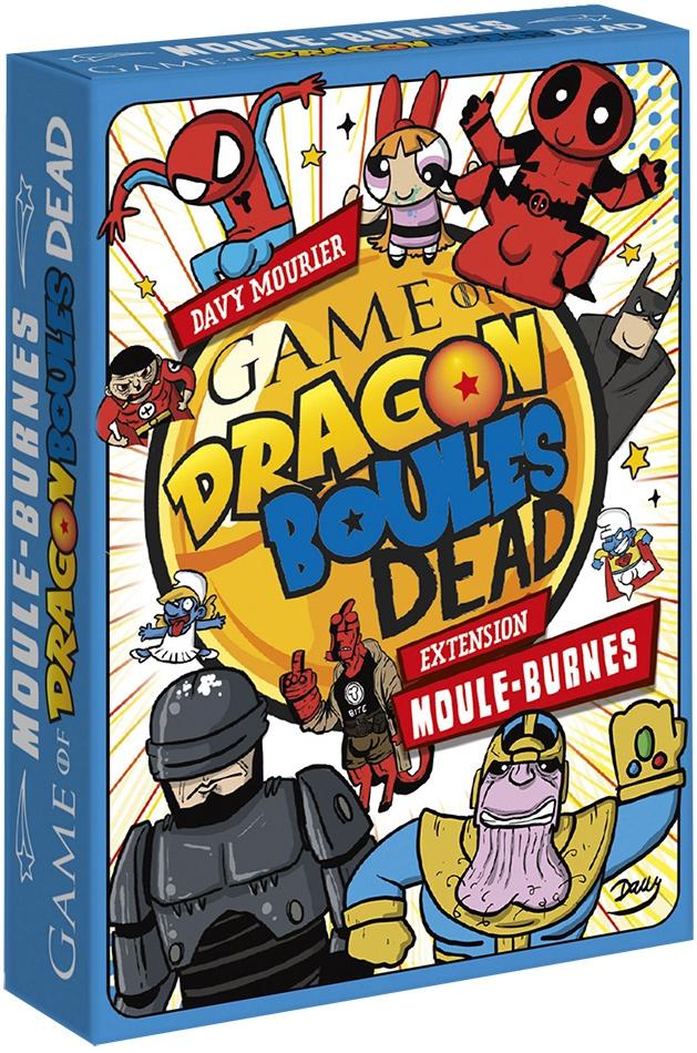 Moule-Burnes (Ext. Game of Dragon Boules Dead)