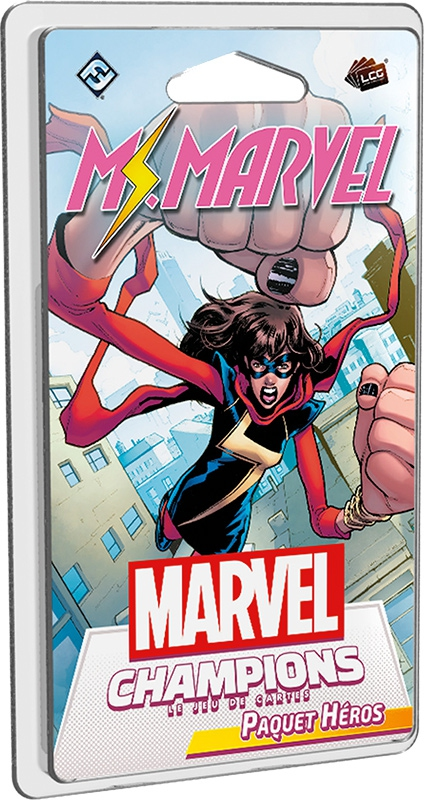 Ms. Marvel (Marvel Champions JCE)