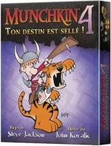 Munchkin 4 : Ton Destin est Sellé