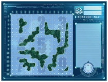 New York Map Pour Captain Sonar