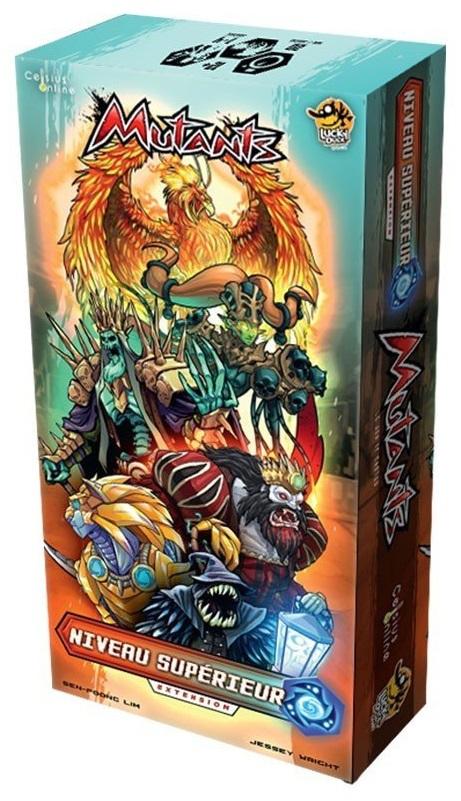 Niveau Supérieur - Mutants (Ext.)