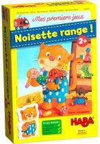 Noisette Range ! Mes Premiers Jeux
