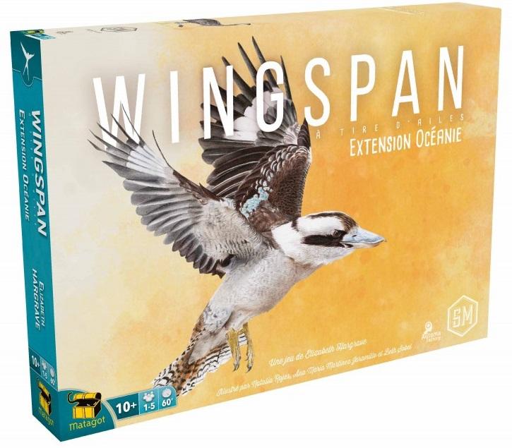 Océanie Extension pour Wingspan