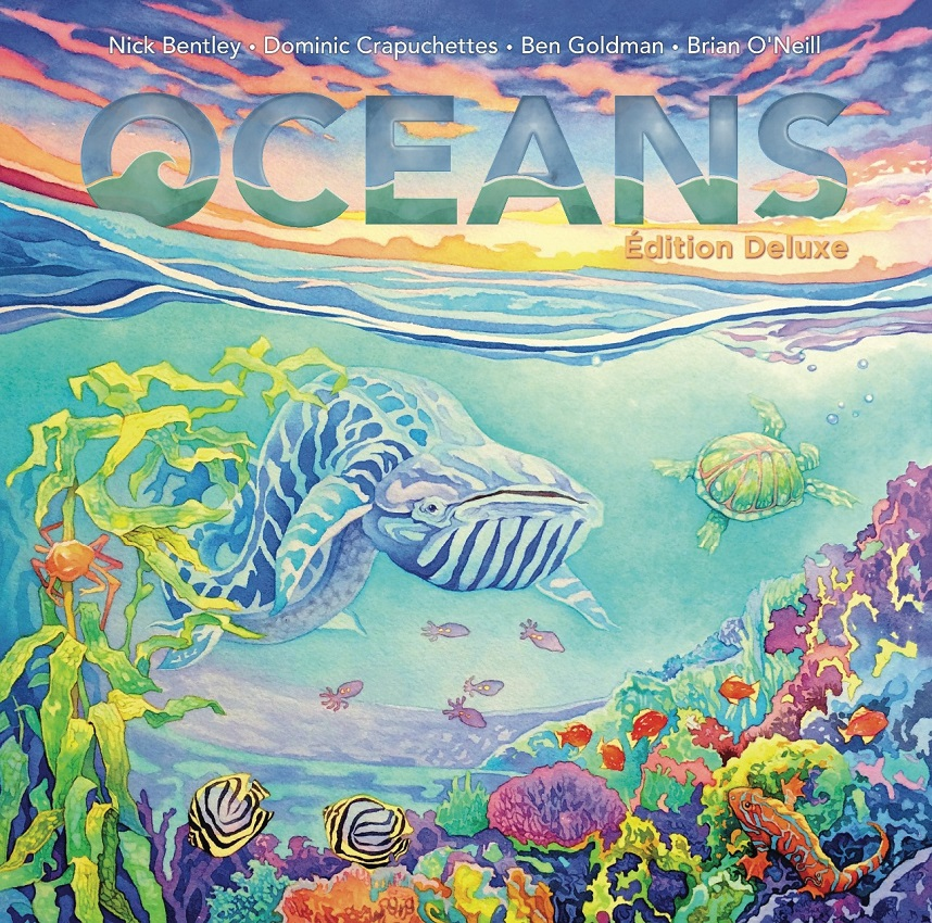 Oceans - édition Deluxe
