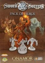 Onamor - Pack Héros - Ext. Sword & Sorcery
