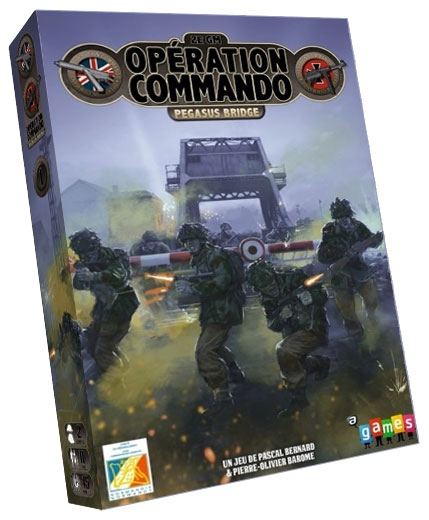op ration commando pegasus bridge jeux de cartes ajax games. Black Bedroom Furniture Sets. Home Design Ideas
