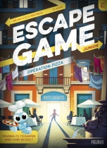 Opération Pizza - Escape Game Junior