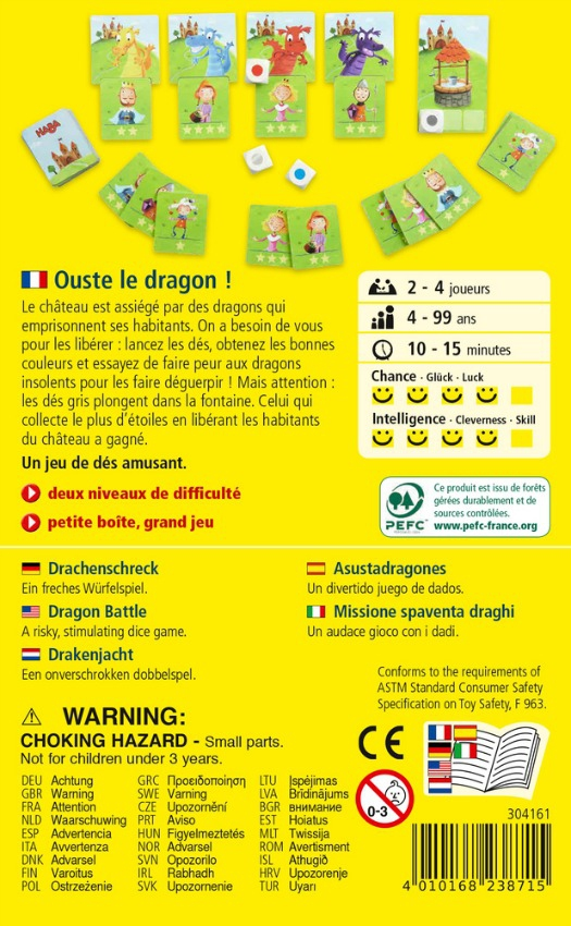 Ouste le Dragon !