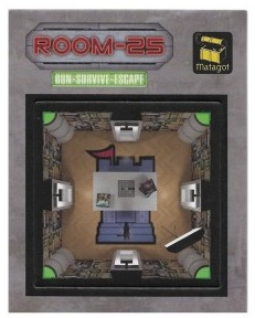 Pack Room 25 + Goodies
