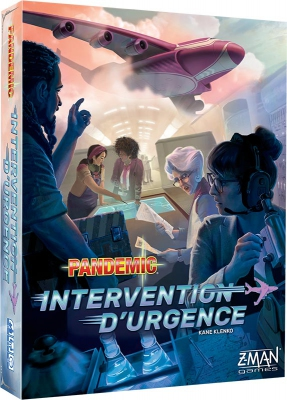 Pandemic : Intervention d\'Urgence