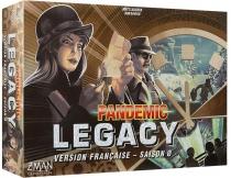 Pandemic Legacy - Saison 0