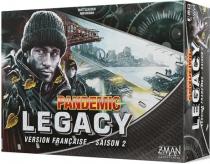 Pandemic Legacy VF - Saison 2 - Noir