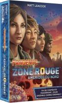 Pandemic Zone Rouge : Amérique du Nord