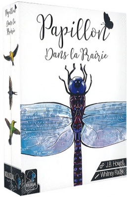 Papillon - Dans la Prairie (Extension KS)