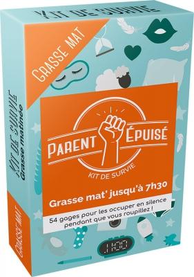 Parent Épuisé : Kit de Survie Grass Mat\'