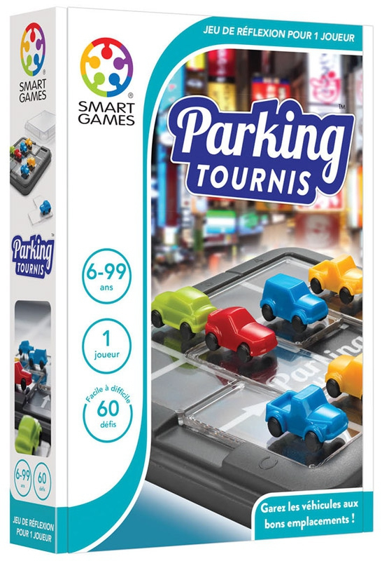 parking tournis jeux de soci t smart games boutique. Black Bedroom Furniture Sets. Home Design Ideas