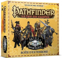 Pathfinder JDC : Skull & Shackles (Boite d\'extensions)