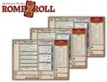 Personnages - Rome & Roll (Ext)