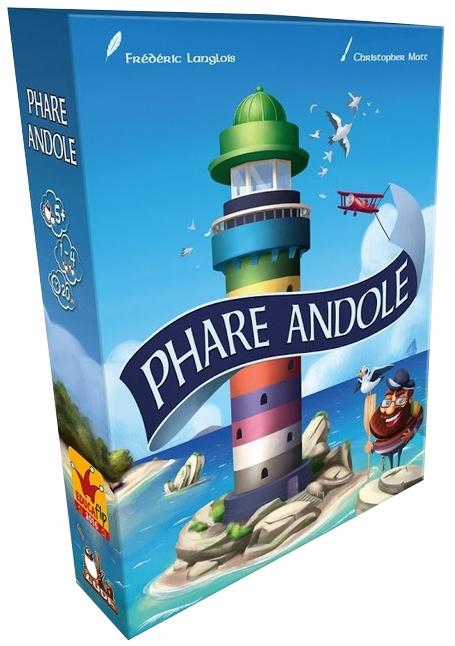 Phare Andole