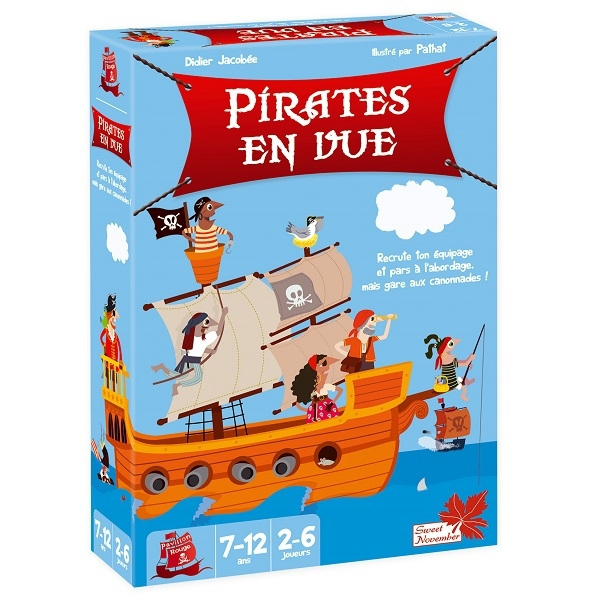 Pirates en Vue