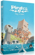 Pirates Livre 2 : la BD dont Vous êtes le Héros