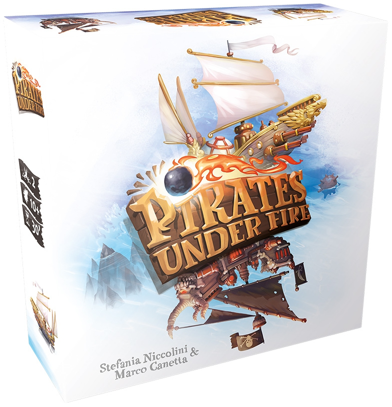 Boite de Pirates Under Fire