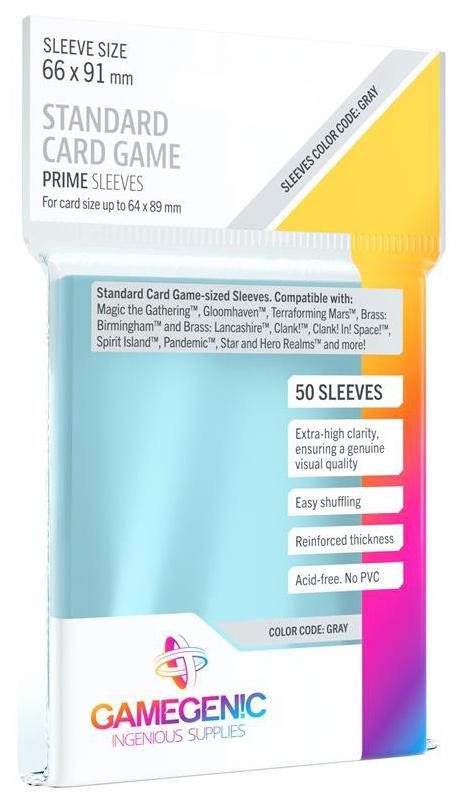 Protège-Cartes 66x91mm Standard