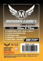 Protège-cartes Mayday 50x75mm (x100)