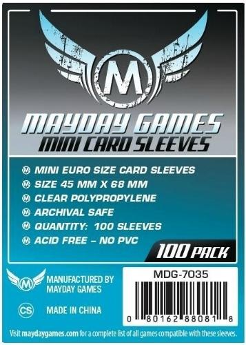Protège-Cartes Mayday Mini Euro 45 x 68