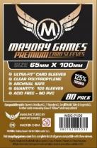 Protège-Cartes Mayday Premium 65 x 100